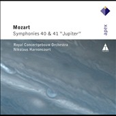 Mozart: Symphonies 40 & 41 