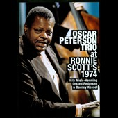 Oscar Peterson: Live at Ronnie Scotts 1974 [DVD]