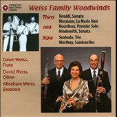 Then & Now / Chamber music for winds