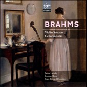 Brahms: Violin Sonatas; Cello Sonatas / Laredo, Rose