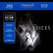 Various Artists: Great Voices: In-Akustik Reference Sound Edition
