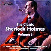 Various Artists: The  Classic Sherlock Holmes, Vol. 3