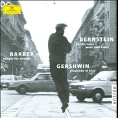 Bernstein conducts Gershwin, Bernstein & Barber