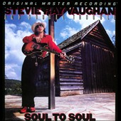 Stevie Ray Vaughan/Stevie Ray Vaughan and Double Trouble: Soul to Soul