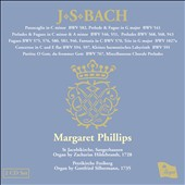 J.S. Bach: Organ Works, Vol. 11 / Margaret Phillips, organ
