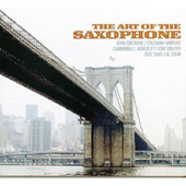 Various Artists: The Art of the Saxophone [West Wind]