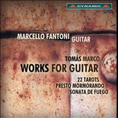 Tomás Marco: Works for Guita / Marcello Fantoni, guitar