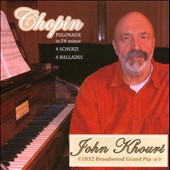 Chopin: Polonaise; 4 Scherzi; 4 Ballades