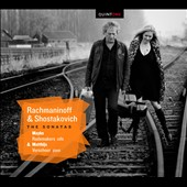 Rachmaninov, Shostakovich: The Cello Sonatas / Mayke Rademakers, cello; Matthijs Verschoor, piano