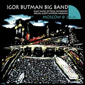 Igor Butman Big Band: Moscow @ 3 A.M.