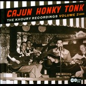 Various Artists: Cajun Honky Tonk