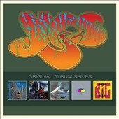 Yes: Original Album Series [Slipcase] *