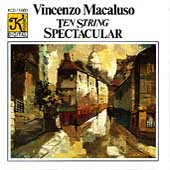 Ten String Spectacular / Vincenzo Macaluso