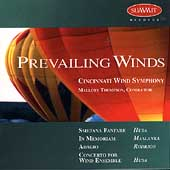 Prevailing Winds / Thompson, Cincinnati Wind Symphony