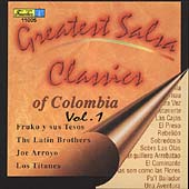 Various Artists: Greatest Salsa Classics of Colombia