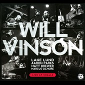 Will Vinson: Live at Smalls [Digipak]