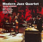 The Modern Jazz Quartet: 'Round Midnight