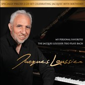 My Personal Favorites: The Jacques Loussier Trio Plays Bach / Jacques Loussier, piano