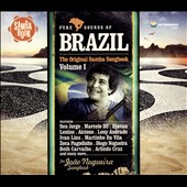 Various Artists: Brazil: The Original Samba Songbook: The Joao Nogueira Songbook, Vol. 1 [Digipak] [8/12]