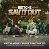 Big Tone: Sav It Out, Vol. 5 [PA] [Digipak]