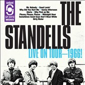 The Standells: Live on Tour - 1966! [Digipak] *