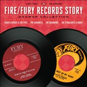 Various Artists: Fire/Fury Records Doo Wop Story: Doowop Collection