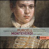 Purcell: England, My England (music from the film by Tony Palmer); Monteverdi: Balli e balletti / English Baroque Soloists, Monteverdi Choir. Gardiner