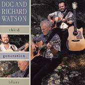 Doc Watson: Third Generation Blues