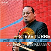 Steve Turre: Colors for the Masters [Digipak] *