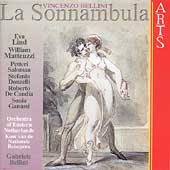 Bellini: La Sonnambula / G. Bellini, Lind, Matteuzzi, et al