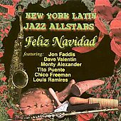 New York Latin Jazz Allstars: New York Latin Jazz Allstars: Feliz Navidad