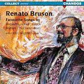 Favorite Songs / Renato Bruson
