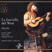 Puccini: La Fanciulla del West / Votto, Corelli, Gobbi, et al