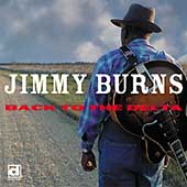 Jimmy Burns (guitarist): Back to the Delta