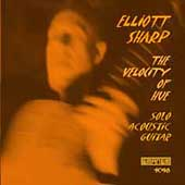Elliott Sharp: The Velocity of Hue