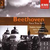 Gemini - Beethoven: Piano Trios Vol 2 / Perlman, Ashkenazy