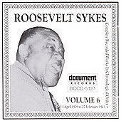 Roosevelt Sykes: Complete Recorded Works, Vol. 6 (1939-1941)