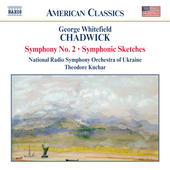 American Classics - Chadwick: Symphony no 2, etc / Kuchar