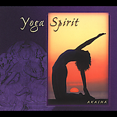 Akasha: Yoga Spirit [Digipak]