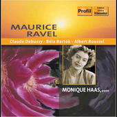 Ravel: Piano Concerto in G Major, etc / Haas