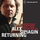 Alex Sipiagin: Returning