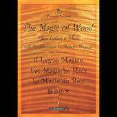 The Magic of Wood - Vivaldi, Brahms, etc: Violin Music