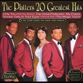 The Platters: 20 Greatest Hits [TeeVee]