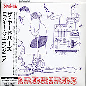 The Yardbirds: Roger the Engineer [Japan]