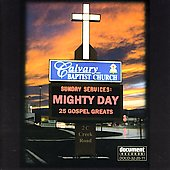 Various Artists: Mighty Day: 25 Gospel Greats