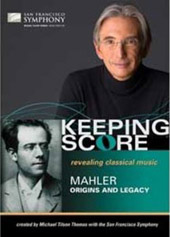 Mahler: Origins & Legacy / Michael Tilson Thomas/San Francisco SO [2 Blu-Ray]