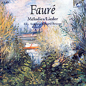 Faur&eacute;: M&eacute;lodies / Elly Ameling, Gerard Souzay