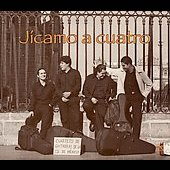 Jícamo a cuatro / Mexico City Guitar Quartet