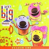 Various Artists: Jack's Big Music Show, Season 1