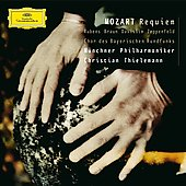 Mozart: Requiem / Thielemann, et al